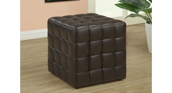 Livingroom sofa and futon furniture and mini bars p - Pouf simili cuir noir ...