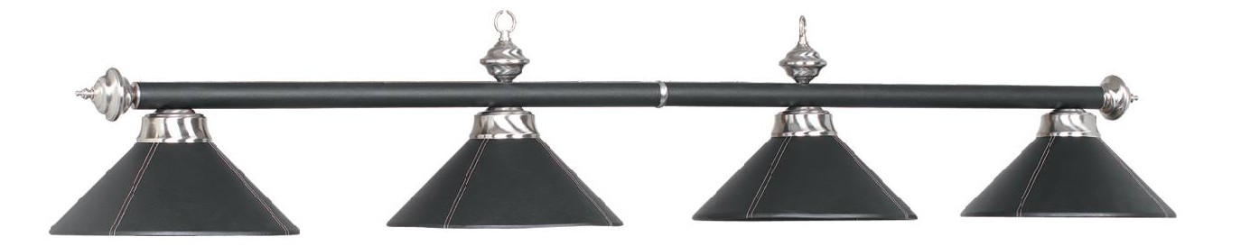 Lampe b78 lthr noir lampes de billard billard et accessoires pool - Lampe pour table de billard ...