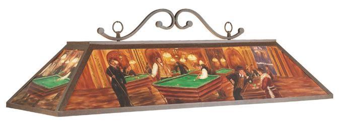 48 lampe color e billiard hall deluxe lampes de billard billard et accessoires - Lampe pour table de billard ...