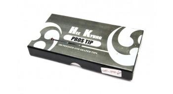 Tips de baguette Hee Kyung 13mm - Boîte de 100