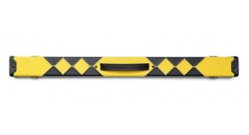 Étui Delta Banff jaune pour baguette snooker