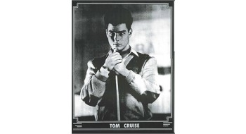 Poster billard Tom Cruise