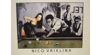 Billiard Poster vrielink