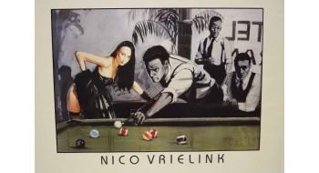 Billiard Poster vrielink