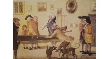 Billiard Poster epoch