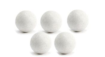 5 Balles en liège