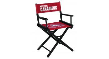 Chaise de directeur Hauteur de table Canadiens de Montréal®