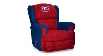 Fauteuil d'entraîneur des Canadiens de Montréal