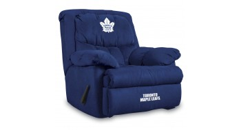 Fauteuil inclinable en microfibre Toronto Maple Leafs®