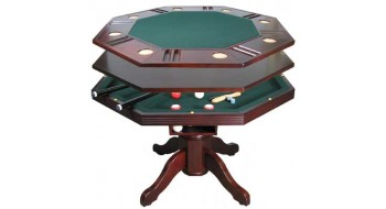 Table de billard Camden 3 en 1