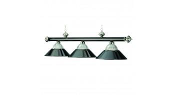 Lamp 3 Métallique & Holophane métal