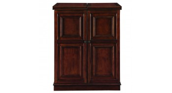 Cabinet bar portable - Chestnut