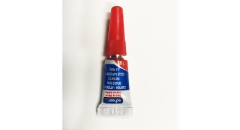 Adhaero Super Glue pour tips