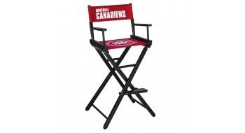 Chaise de directeur hauteur de bar - Canadiens de Montréal®