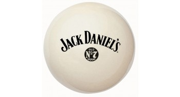 Boule de billard, Choc Jack Daniel's