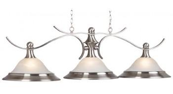 Lampe Liberty Inox vitrée