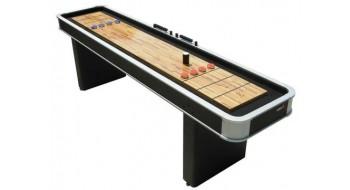 9' Platinum shuffleboard table