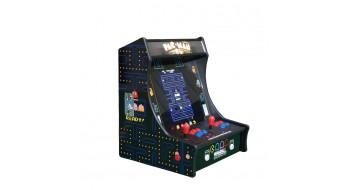 Mini-Arcade Pac Man avec 1299 Jeux Video.
