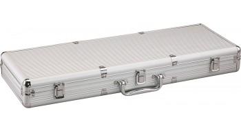 Caisse chromé en aluminium