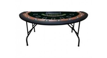 TABLE DE BLACK JACK PRESTIGE NOIR