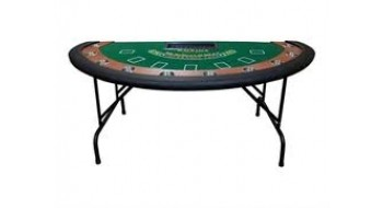 TABLE DE BLACK JACK PRESTIGE VERT