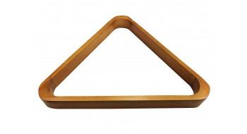 Triangle de billard en bois, 2¼ pouces