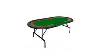 Table Poker Supreme Dealer 96''