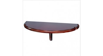 Table murale avec repose-Baguette english tudor