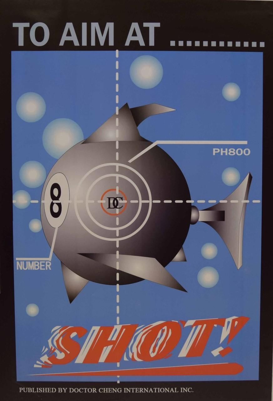 Billiard Poster ph800