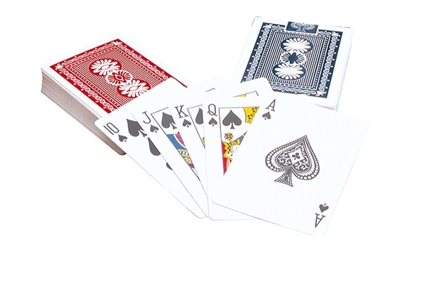 Jeu de cartes Cuetec