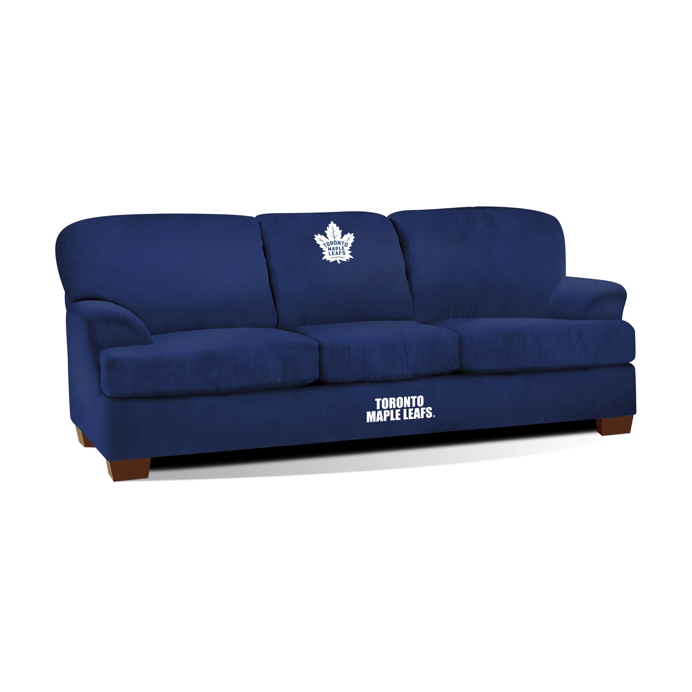Sofa en microfibre Toronto Maple Leafs®