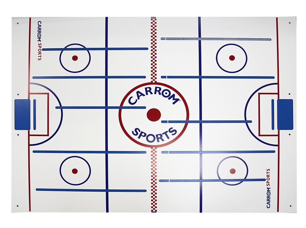 Surface de jeux pour table de dome Hockey Carrom