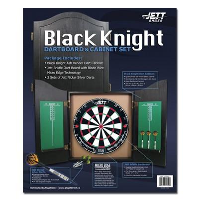 Combo Cabinet Jett Black Knight
