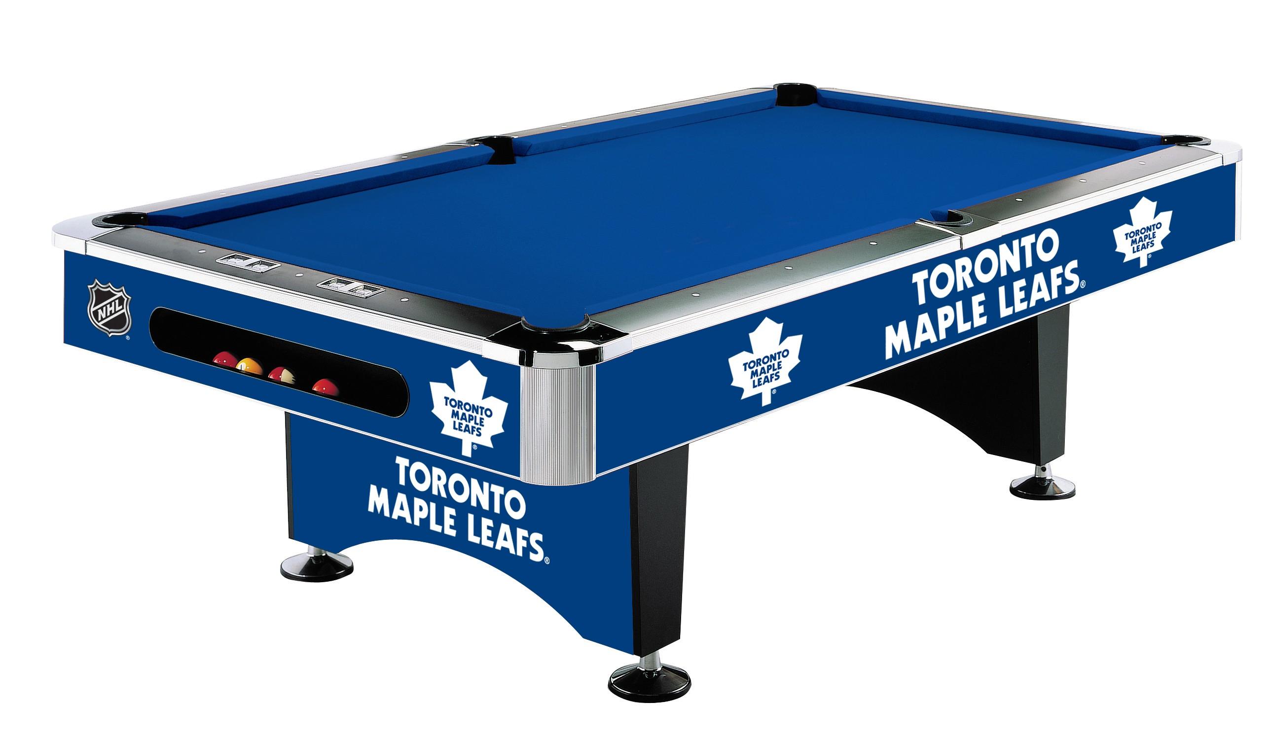 Table Billard 8p Toronto Maple Leafs®