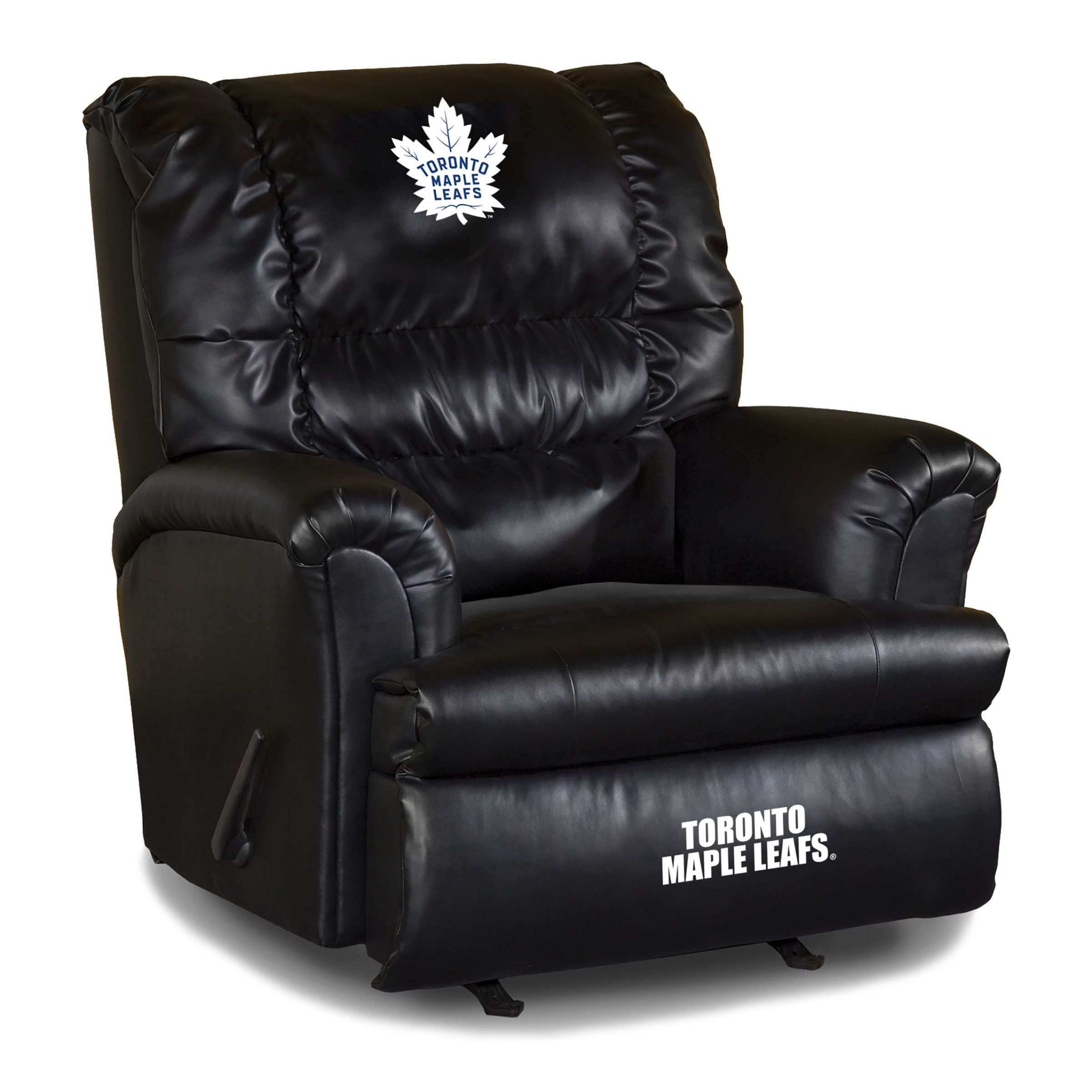 Fauteuil en cuir Toronto Maple Leafs®