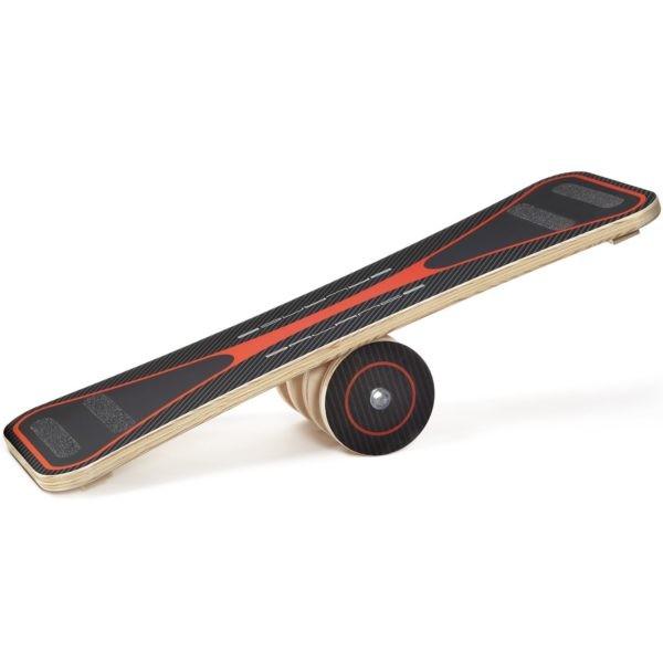 planche d'équilibre rouge