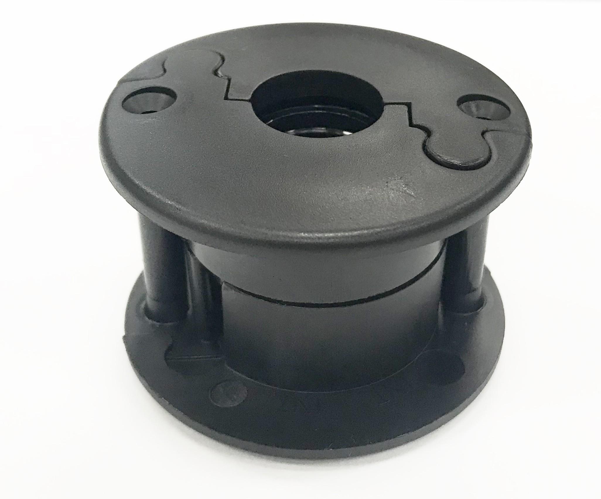Boîtier passante Garlando 25mm
