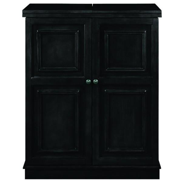 Cabinet bar portable - Noir