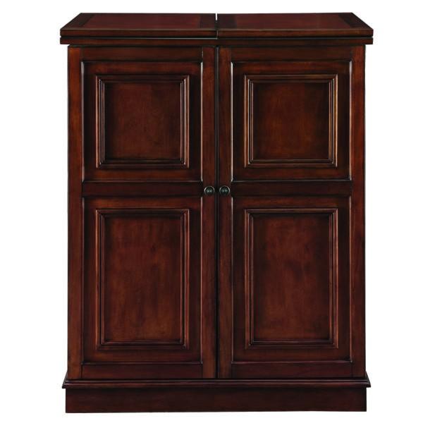 Cabinet bar portable - Chestnut