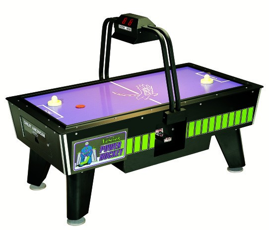 Table Air Hockey avec pointage électronique - Junior Power hockey