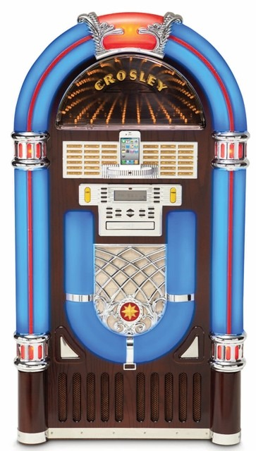 Jukebox Deluxe Crosley