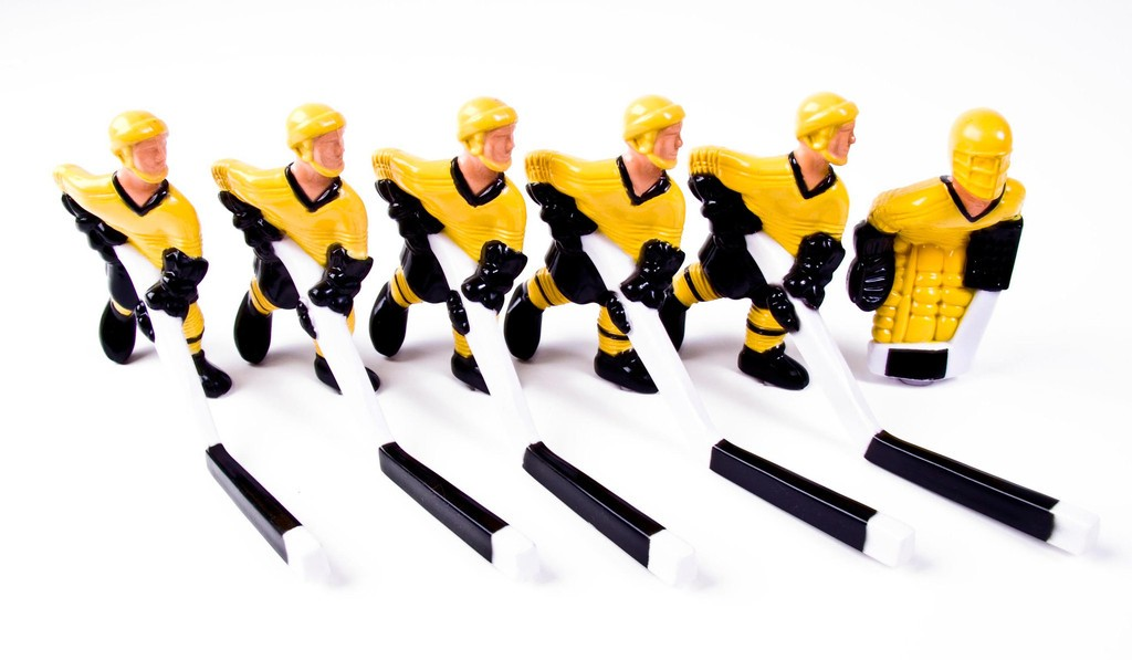 Equipe A 6 joueurs Boston