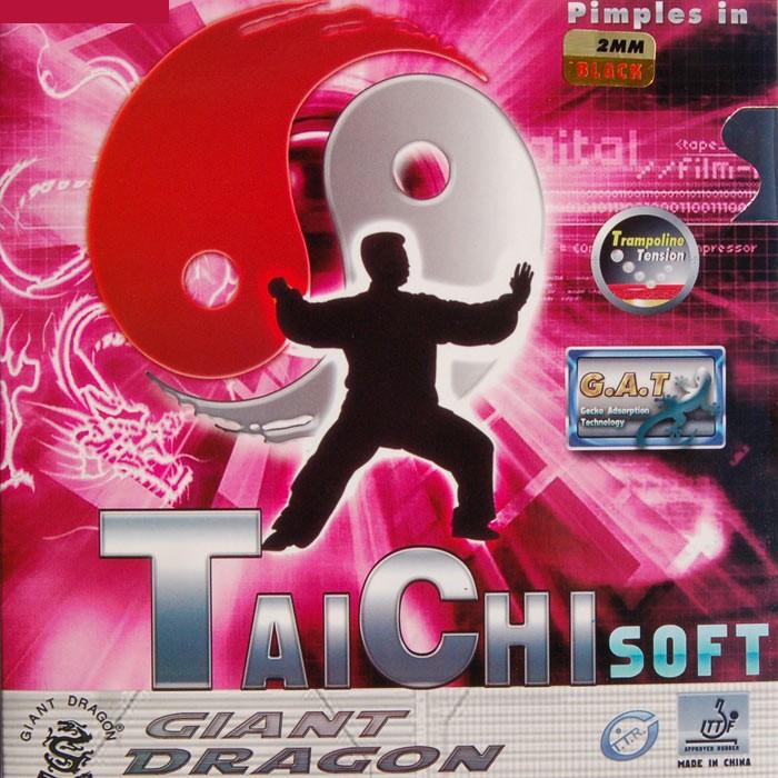 Couverture caoutchou Giant Dragon TaiChi Soft