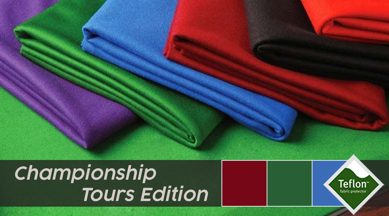 Tapis Billard Complet  Tour-Edition PRO