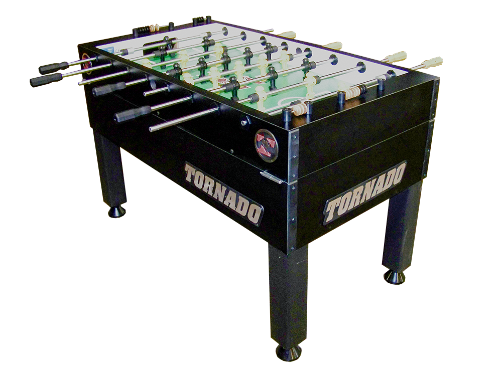 Table soccer Tornado T-3000 noir