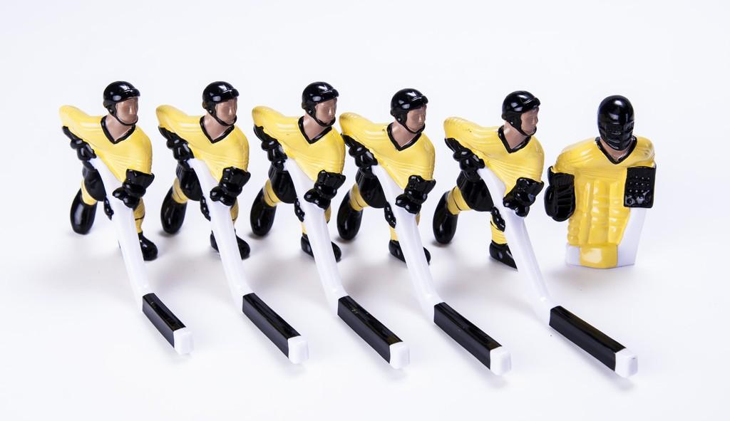 Equipe B 6 joueurs Boston