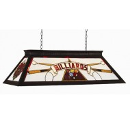 """44"""" BILLIARD LIGHT WITH KD FRAME - RED"""
