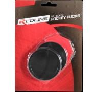Redline Hockey Pucks