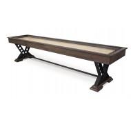 12'  Benzart shuffleboard table