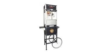 Machine  Popcorn 16oz avec chariot